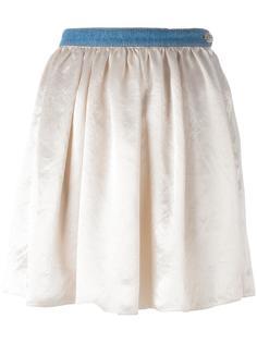 короткая юбка с эластичным поясом Sonia Rykiel