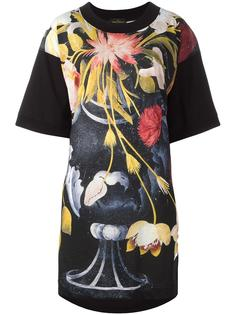 capri flower tunic top Vivienne Westwood Anglomania