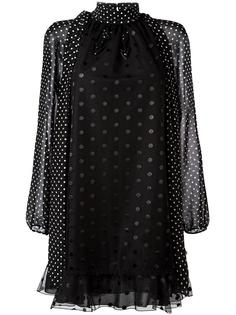 polka dot loose dress Giamba