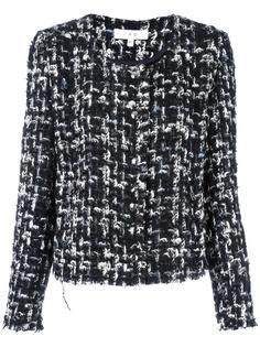 пиджак без воротника Iro