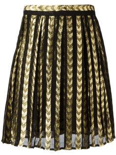 плиссированная мини-юбка Dodo Bar Or