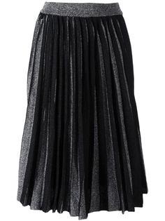 плиссированная юбка длины миди Dodo Bar Or