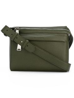 маленькая сумка-почтальонка Jil Sander