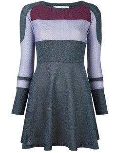 платье с панельным дизайном Carven