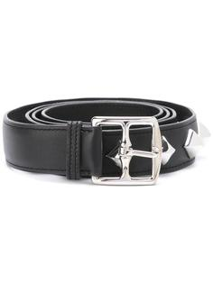 pyramid studded belt Hermès Vintage