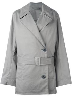 short trench coat Lemaire