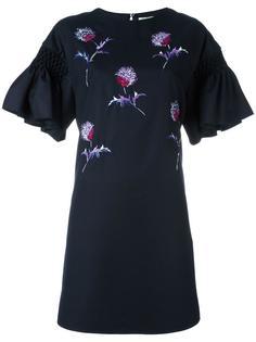 платье 'Dandelion' с вышивкой Kenzo