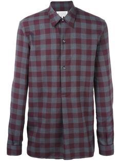 classic checked shirt Maison Margiela