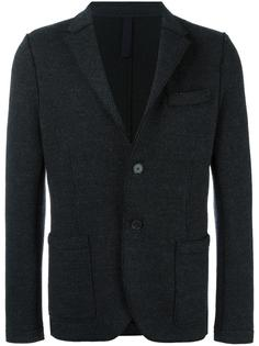 classic blazer Harris Wharf London