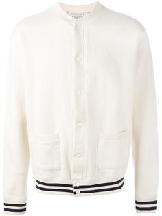 'Teddy' bomber jacket  Maison Kitsuné