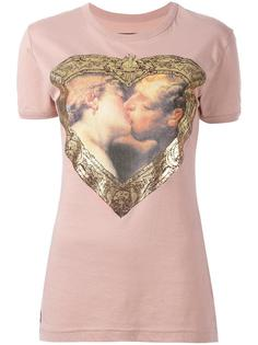 heart print T-shirt  Vivienne Westwood Anglomania