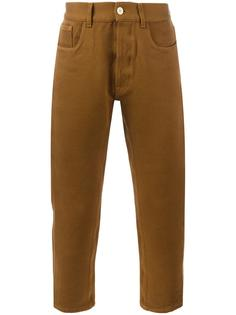 cropped trousers Sunnei