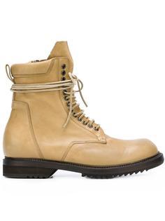 армейские ботинки 'Low' Rick Owens