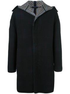 пальто в клетку Lanvin