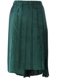 плиссированная юбка Nº21