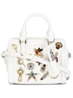 сумка через плечо 'Padlock'  Alexander McQueen