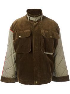 corduroy jacket Jc De Castelbajac Vintage