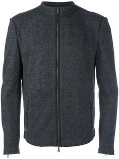 двухсторонняя куртка на молнии John Varvatos