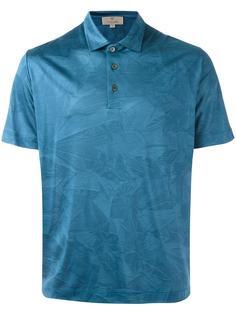классическая футболка-поло Canali