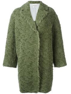 объемное пальто Forte Forte