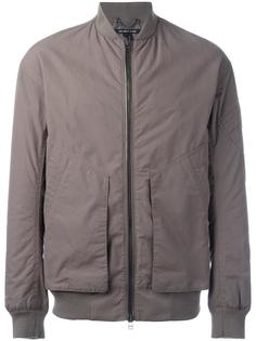 объемная куртка-бомбер Helmut Lang