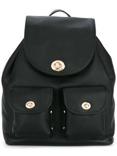 рюкзак с карманом Coach