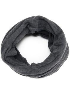 ribbed knit collar Kazuyuki Kumagai