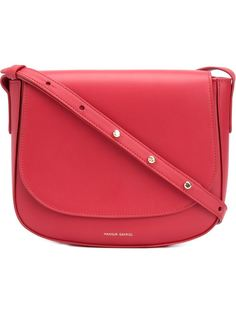 saddle cross body bag Mansur Gavriel