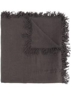 fringed scarf Kazuyuki Kumagai