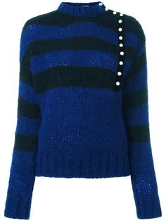 свитер в полоску  Philosophy Di Lorenzo Serafini