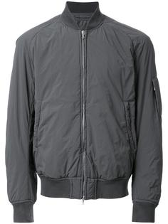 side zip bomber jacket Attachment