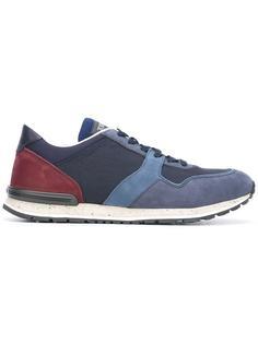 кроссовки с панельным дизайном Tod's