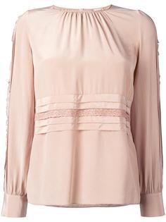 многослойная блузка Nº21