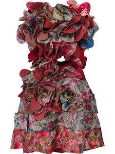 'Tokyo Exhibition' dress Comme Des Garçons