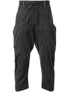 drop crotch pants Kazuyuki Kumagai