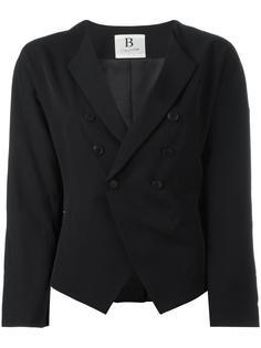 двубортный пиджак Yohji Yamamoto