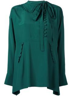 блузка с рюшами Nº21
