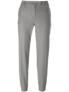 зауженные брюки Max Mara