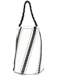 средняя сумка-мешок 'Hex' Proenza Schouler