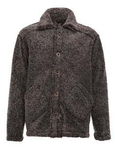soft buttoned jacket  Giorgio Brato