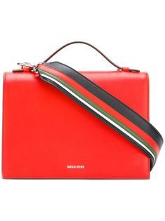 сумка-тоут с откидным клапаном Emilio Pucci