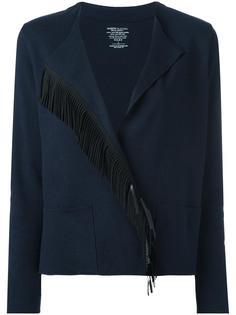 пиджак с бахромой Majestic Filatures