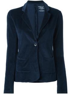 пиджак с застежкой на пуговицу Majestic Filatures