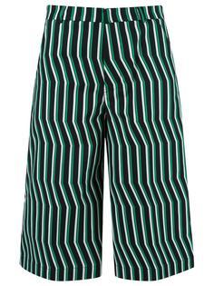 striped culottes Reinaldo Lourenço