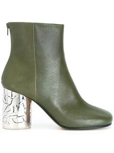 round toe ankle boots Maison Margiela