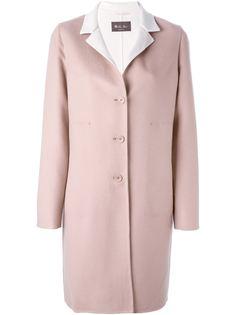 однобортное пальто  Loro Piana