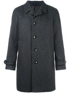 однобортное пальто  Hevo