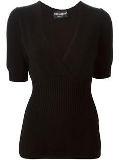 свитер с короткими рукавами Dolce & Gabbana