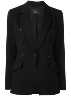 пиджак с застежкой на пуговицу Steffen Schraut