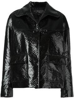 фактурная укороченная куртка Giambattista Valli
